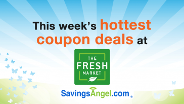 fresh market coupon deal