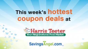 harris teeter coupon deals