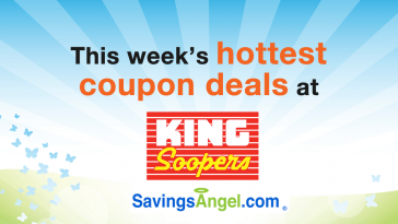 king soopers coupon deals