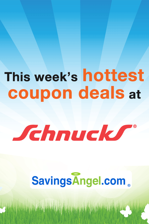 schnucks coupon deals