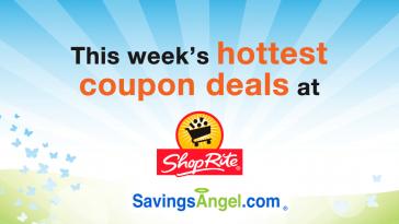 ShopRite coupon deals