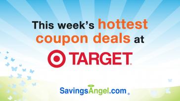 Target coupon deals