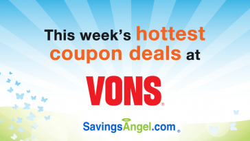 vons coupon deals