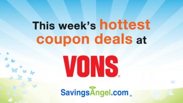 vons coupon deals