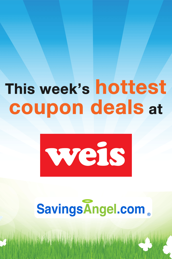 weis coupon deals
