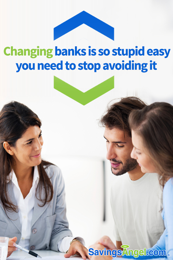 changing banks
