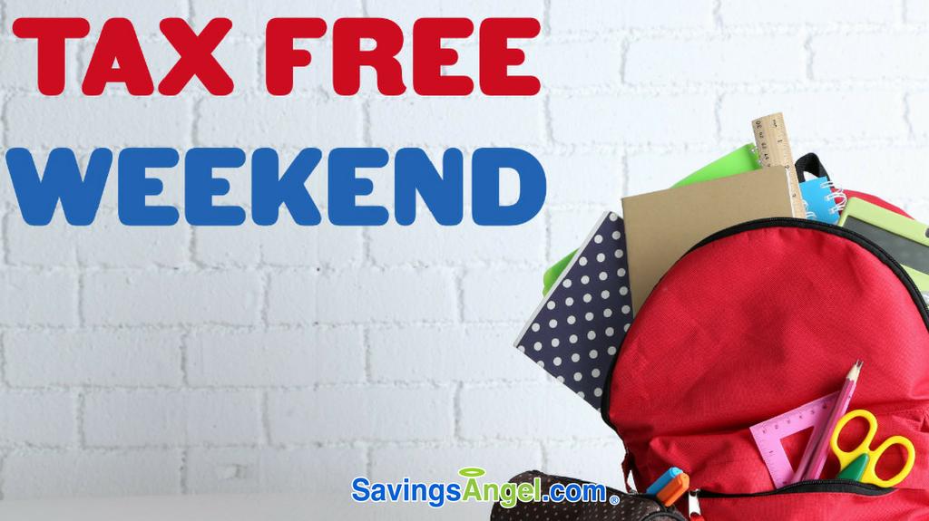 tax free weekend - photo #25