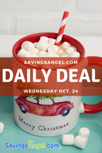 Daily Deal Vistaprint