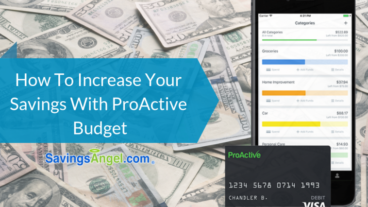 ProActive Budget
