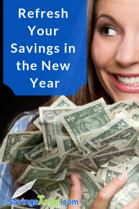 Refresh Your Savings in the New Year
